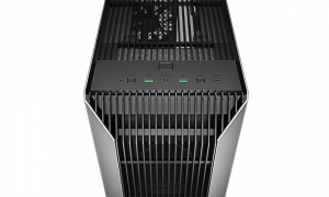 """CARCASA DeepCool Middle-Tower ATX, 1* 120mm fan (inclus), tempered glass, panouri laterale magnetice, VGA card holder, fan HUB, front audio & 2x USB 3.0 & 1x USB 3.1 Type-C, black """"CL500""""7"""
