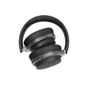 CASTI EDIFIER Bluetooth v4.1 aptX, pana la 10m, acumulator 1400mAh,  95h in utilizare,  1500h standby, 4h incarcare, frecventa raspuns 20Hz-20KHz, mic, 3.5mm pt. conexiune cu fir, NFC, 40mm difuzor, b1