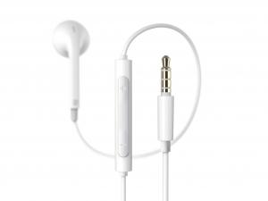 "CASTI EDIFIER cu microfon.   in-ear, microfon pe fir, control volum pe fir, jack 3.5"", cablu 1.2m, white, ""P180-Plus-W"" (include timbru verde 0.5 lei) [2]"