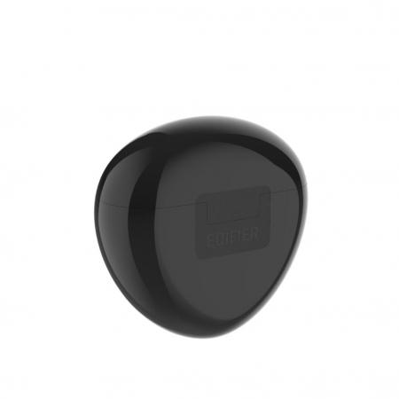 "CASTI Edifier, wireless, intraauriculare - butoni, pt smartphone, microfon pe casca, conectare prin Bluetooth 5.0, negru, ""TWSX6-BK"", (include TV 0.15 lei) [3]"