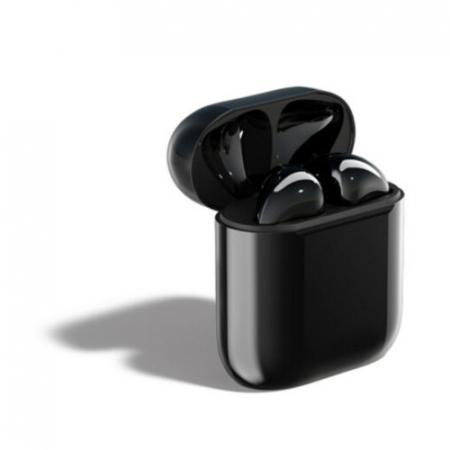 "CASTI Edifier, wireless, intraauriculare - butoni, pt smartphone, microfon pe casca, conectare prin Bluetooth 5.0, tehnologie Edicall, negru, ""TWS600-BK"", (include TV 0.15 lei) [3]"