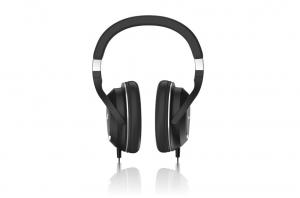 """CASTI GENIUS  smartphone (over ear) cu microfon, """"HS-610"""", frecventa 20Hz - 20kHz, cu 1x jack de 3.5mm, control pe fir si design ajustabil, culoare: negru """"31710010400"""" (include timbru verde 0.5 lei) [2]"""