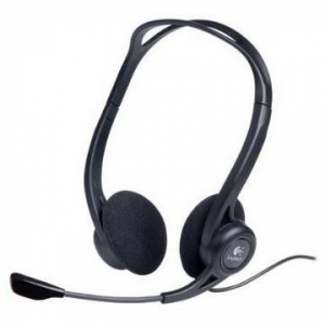 Casti Logitech 960 PC Headset, USB