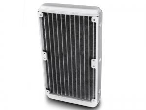"COOLER DeepCool CPU universal. cu LICHID. soc LGA20xx/1366/115x & AMx/FMx, AL+Cu+lichid, 2x  TF 120 fans & RGB LED strip, 150W, ""CAPTAIN 240 EX RGB WHITE""3"