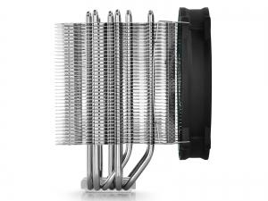"COOLER DeepCool CPU universal, soc. LGA20xx/1366/115x/775 & FMx/AMx, Al+Cu, 6x heatpipe, fan 140x26mm, 130W ""LUCIFER V2""3"