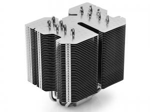 "COOLER DeepCool CPU universal, soc. LGA20xx/1366/115x/775 & FMx/AMx, Al+Cu, 6x heatpipe, fan 140x26mm, 130W ""LUCIFER V2""2"