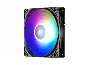 """COOLER DeepCool CPU universal, soc LGA20xx/1366/115x & AM4/AMx/FMx, Al+Cu, 4x heatpipe, 150W, ADD-RGB LED """"GAMMAXX GT A-RGB""""4"""