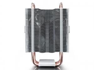 """COOLER DeepCool CPU universal, soc LGA20xx/1366/115x & AMx/FMx, Al+Cu, 4x heatpipe, 130W """"GAMMAXX C40""""3"""