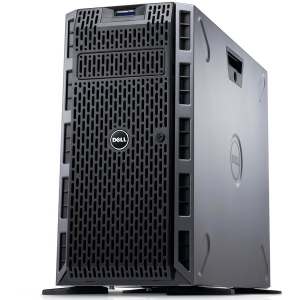 "Dell PowerEdge T40 Tower Server,Intel Xeon E-2224G 3.5GHz(4C/4T),8GB(1x8GB)2666MT/s DDR4 ECC UDIMM,1TB 7.2K RPM SATA(3.5"" Chassis with up to 3 Hard Drives),DVD +/-RW,3Yr NBD0"