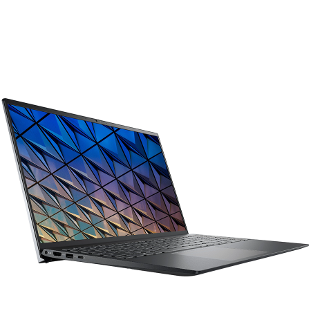 """Dell Vostro 5510,15.6\\""""FHD(1920x1080)AG noTouch,Intel Core i7-11370H(12MB,up to 4.8 GHz),16GB(1x16)3200MHz DDR4,512GB(M.2)NVMe PCIe SSD,noDVD,Intel Iris Xe Graphics,Intel Wi-Fi 6 2x2(Gig+)+ Bth,Backl [2]"""