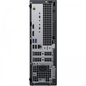 Desktop Dell OptiPlex 3070 SFF Intel Core Coffee Lake (9th Gen) i5-9500 256GB SSD 8GB Win10 Pro Tastatura + Mouse Black2