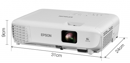 Videoproiector Epson EB-E01  - XGA 1024 x 768 pixeli, 3300 lumeni [0]