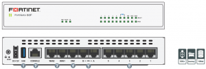 Fortinet Firewall FortiGate-60F Hardware plus 1 Year 24x7 FortiCare and FortiGuard Unified (UTM) Protection1
