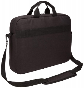 "GEANTA CASE LOGIC notebook 15.6"" , buzunar frontal, poliester, black ""ADVA116 Black""/32039881"