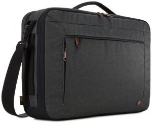 "Geanta laptop 15.6\'\' Case Logic Era,convertibila in rucsac, black, ""ERACV-116 OBSIDIAN/3203698""0"