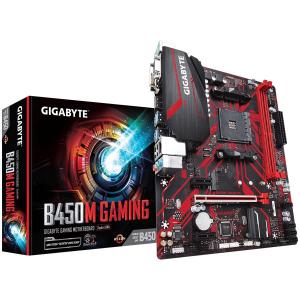 GIGABYTE Main Board Desktop B450M GAMING0