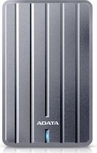 """HDD ADATA EXTERN 2.5"""" USB 3.1 1TB HC660 Metallic Luxury """"AHC660-1TU31-CGY"""" (include timbru verde 0.1 lei)1"""