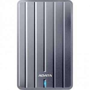 """HDD ADATA EXTERN 2.5"""" USB 3.1 2TB HC660 Metallic Luxury """"AHC660-2TU31-CGY"""" (include timbru verde 0.1 lei)0"""