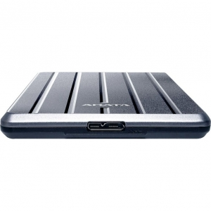 """HDD ADATA EXTERN 2.5"""" USB 3.1 2TB HC660 Metallic Luxury """"AHC660-2TU31-CGY"""" (include timbru verde 0.1 lei)1"""