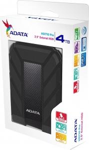 "HDD ADATA EXTERN 2.5"" USB 3.1 4TB HD710 Pro Black ""AHD710P-4TU31-CBK"" (include timbru verde 0.01 lei)2"