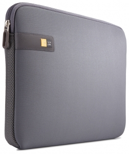 "HUSA CASE LOGIC notebook 13.3"", spuma Eva, 1 compartiment, gri , ""LAPS113 GRAPHITE/3201352""2"