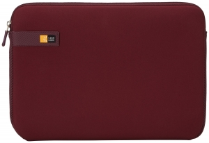 "HUSA CASE LOGIC notebook 13.3"", spuma Eva, 1 compartiment,visiniu , ""LAPS113 PORT ROYALE/3203752""0"