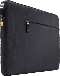 "HUSA CASE LOGIC notebook 13"", nylon, 1 compartiment, buzunar frontal pt. tableta, black, ""TS113K""/32017430"