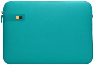 """HUSA CASE LOGIC notebook 14"""", spuma Eva, 1 compartiment,turcoaz, """"LAPS114 LATIGO BAY/3203529""""0"""
