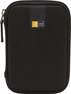 """HUSA HDD 2.5"""" portabil Case Logic, curea prindere hdd, curea prindere cablu, spuma eva, black """"EHDC101K""""/3201314/455056301"""