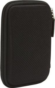 """HUSA HDD 2.5"""" portabil Case Logic, curea prindere hdd, curea prindere cablu, spuma eva, black """"EHDC101K""""/3201314/455056302"""