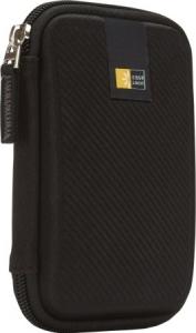 """HUSA HDD 2.5"""" portabil Case Logic, curea prindere hdd, curea prindere cablu, spuma eva, black """"EHDC101K""""/3201314/455056300"""
