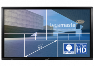 LEGAMASTER e-Screen ETX-6510 UHD2