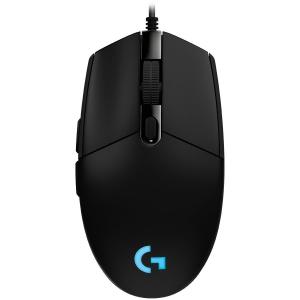 LOGITECH G203 LIGHTSYNC Gaming Mouse - BLACK - EMEA0