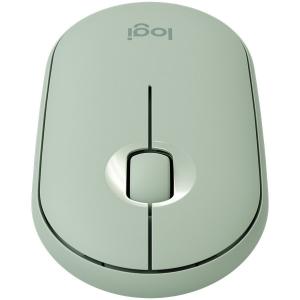LOGITECH Pebble M350 Wireless Mouse (Eucalyptus)1