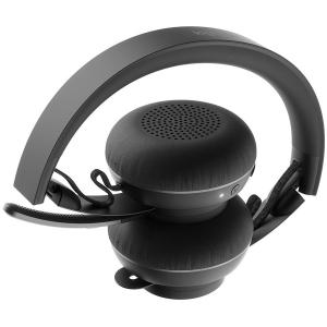 Logitech Zone Wireless Bluetooth headset - GRAPHITE - BT - EMEA2