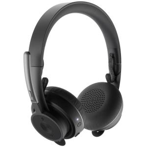 Logitech Zone Wireless Bluetooth headset - GRAPHITE - BT - EMEA0