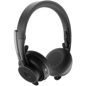LOGITECH Zone Wireless Teams Bluetooth headset - GRAPHITE - BT - EMEA1