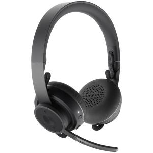 LOGITECH Zone Wireless Teams Bluetooth headset - GRAPHITE - BT - EMEA0