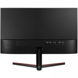 """Monitor LED LG 27MP59G-P 27\'\', 1920x1080, IPS, 5M:1, 5ms GTG, 1ms, MBR178/178, 250cd/m2, HDMI, DisplayPort, Black """"27MP59G-P""""1"""