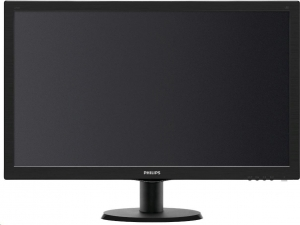 "Monitor LED PHILIPS 273V5LHSB/00 (27"""", 1920x1080, LED Backlight, 1000:1, 10000000:1(DCR), 170/160, 5ms, HDMI/DVI/VGA) Black1"