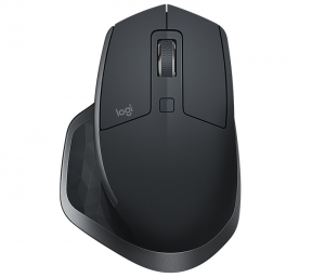 "MOUSE LOGITECH wireless laser, 4000dpi, 7 butoane, 1 rotita scroll, ""MX Master 2S"", graphite, ""910-005139"" (include timbru verde 0.1 lei)0"