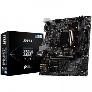 MSI Main Board Desktop B365M PRO-VH0