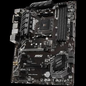 MSI Main Board Desktop B450-A PRO MAX1