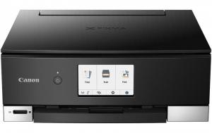 Multifunctional inkjet color Canon Pixma TS8250 , dimensiune A4 (Printare, Copiere, Scanare, Cloud link), duplex, viteza 15ppm alb- negru, 10ppm color, rezolutie 4800x1200 dpi, alimentare hartie 100 +0