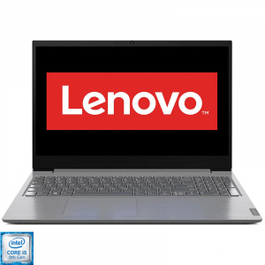 Laptop Lenovo 15.6'' V15 IWL, FHD, Procesor Intel® Core™ i5-8265U (6M Cache, up to 3.90 GHz), 8GB DDR4, 512GB SSD, No OS, Iron Grey