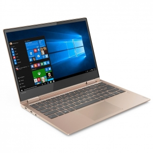 "NOTEBOOK 2 in 1/Touchscreen, Yoga, 730-13IKB, Core i7, CPU i7-8550U, 1800 MHz, Screen 13.3"", Touchscreen, Resolution 3840x2160, RAM 16GB, Max 16GB, DDR4, Frequency speed 2400 MHz, SSD 512GB, VGA card 2"