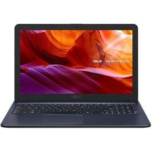 "Laptop ASUS X543MA cu procesor Intel® Celeron® N4000 pana la 2.60 GHz, 15.6"", HD, 4GB, 256GB SSD, Intel® UHD, Licenta Windows 10 Home, Star Grey1"