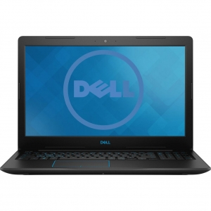 "NOTEBOOK DELL G3 15 (3579), 15.6"" FHD (1920x1080),Intel Core i7-8750H, 8GB(1x8GB) DDR4 2666MHz,1TB 5400rpm+128GB SSD,noDVD,Nvidia GTX 1050Ti 4GB,Wifi 802.11ac, BT,FGPR(only for 1050/1050Ti), ""DG33579I0"