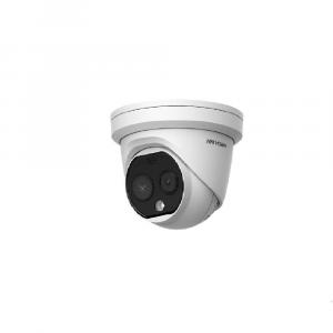 Camera supraveghere cu termoviziune pentru masurarea temperaturii corpului DS-2TD1217B-3/PA3