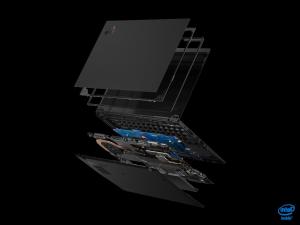 Ultrabook Lenovo ThinkPad X1 Carbon 8th gen, Intel Core i7-10510U, 14inch Touch, RAM 16GB, SSD 1TB, Intel UHD Graphics, 4G, Windows 10 Pro, Black2